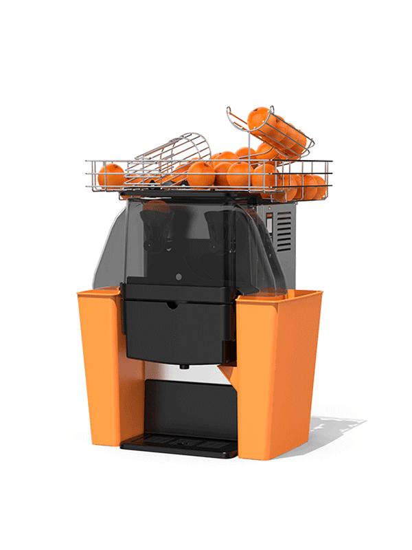 เครื่องคั้นน้ำส้มอัตโนมัติ ZUMMO อุตสาหกรรม รุ่นเล็ก Z06