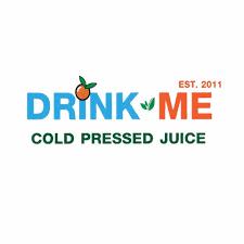DrinkMe น้ำผลไม้สดแบบสกัดเย็น