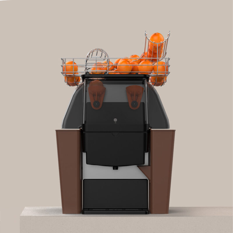 เครื่องคั้นน้ำส้มอุตสาหกรรม Zummo